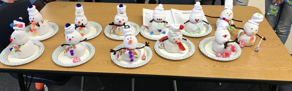 Snowman session 1